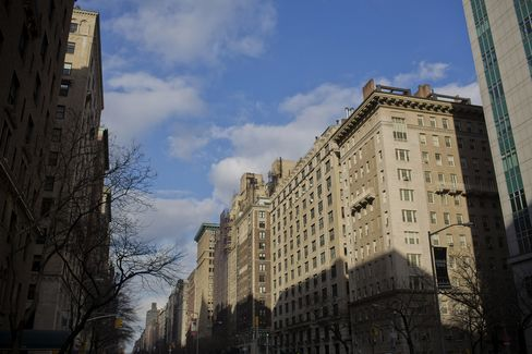 Apartment Buildings on the Upper East Side