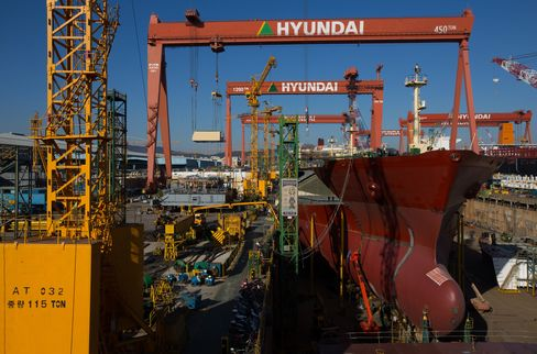 South Korea Cites Bias in Move to Ban Japan Ship Firms