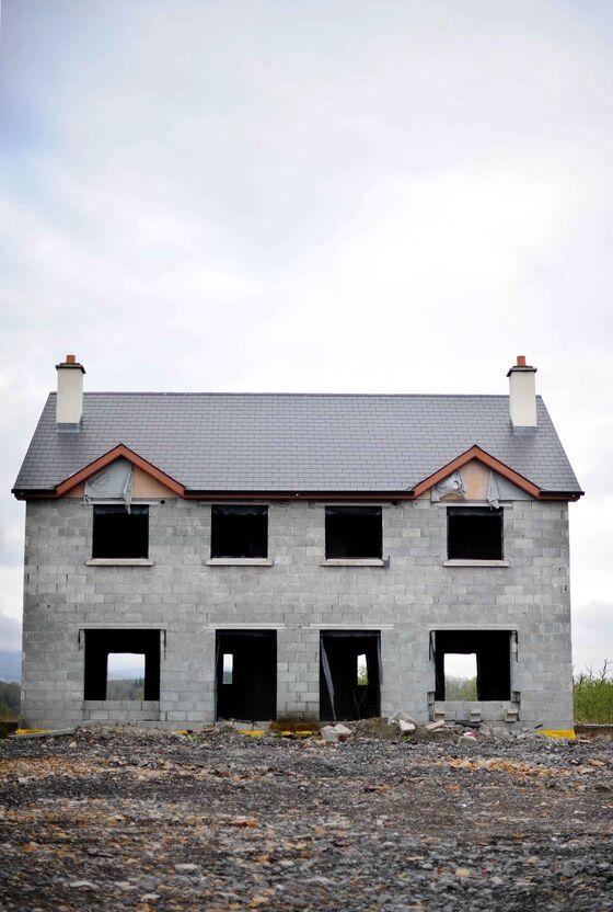 Ireland Property Rush Risks Repeat of Crisis
