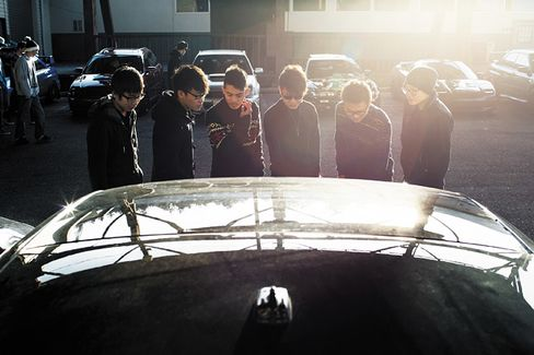 Chinese Students Major in Luxury Cars
