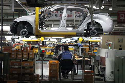 Freer Trade Allows Koreans to Favor Audi Over Dull Hyundai