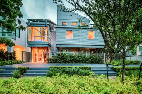 Houston's first LEED Platinum home is on the market for $2.695 million.