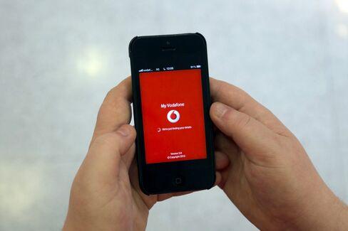 Vodafone Seen as AT&T Prey Amid $130 Billion Verizon Deal