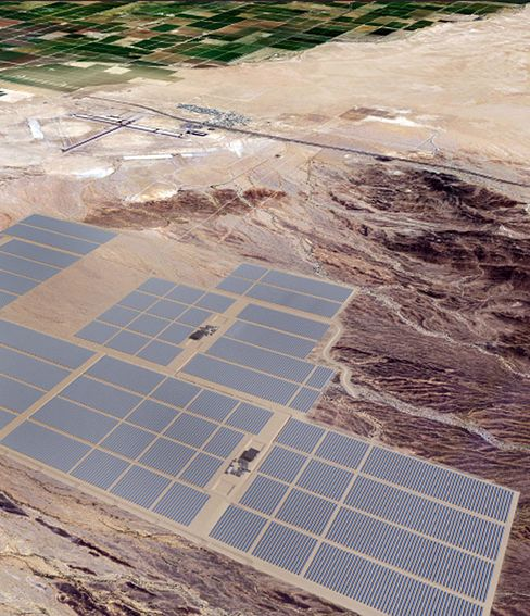 U.S. Approves Solar Thermal Plant World's Largest