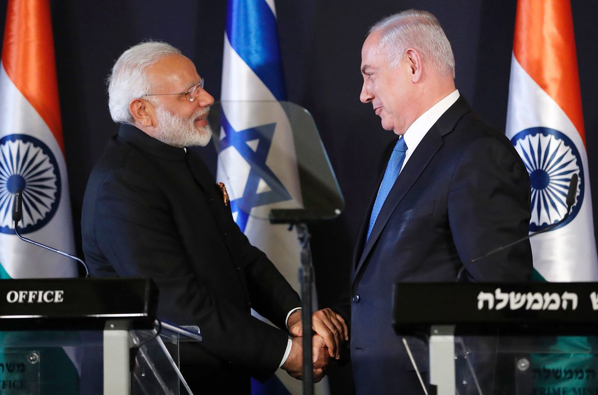 Israel and India Take 'Giant Step Forward' With Tech Fund – Bloomberg