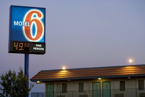 Accor to Sell Motel 6 Chain to Blackstone for $1.9 Billion