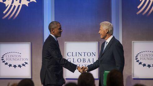 Key Speakers At The Clinton Global Initiative (CGI)