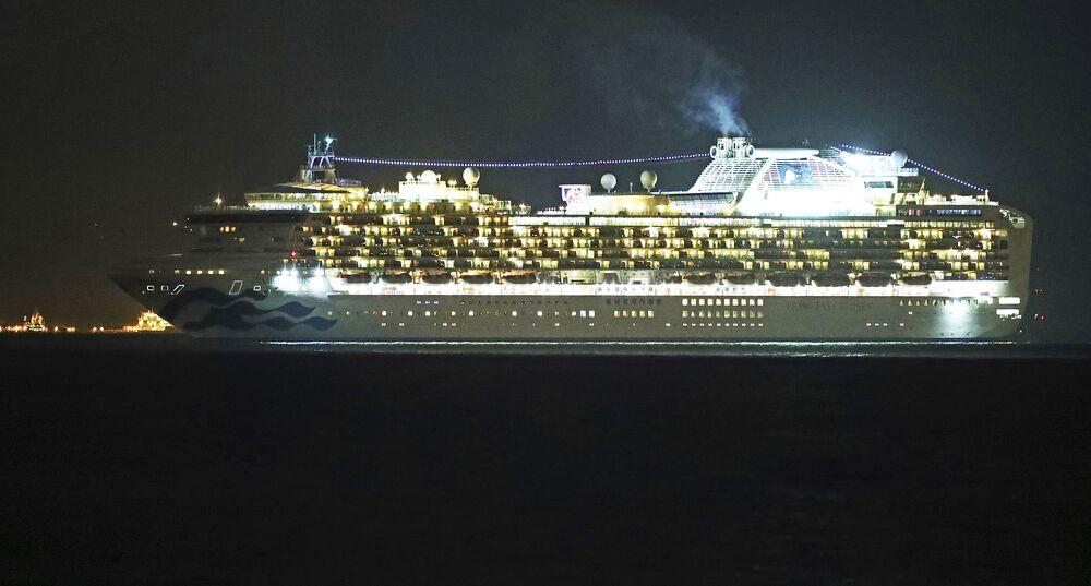 横浜 クルーズ 船 コロナ