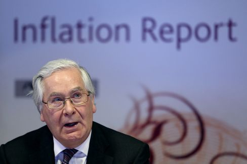 BOE Keeps QE on Hold as Inflation Concerns Override New Freedom