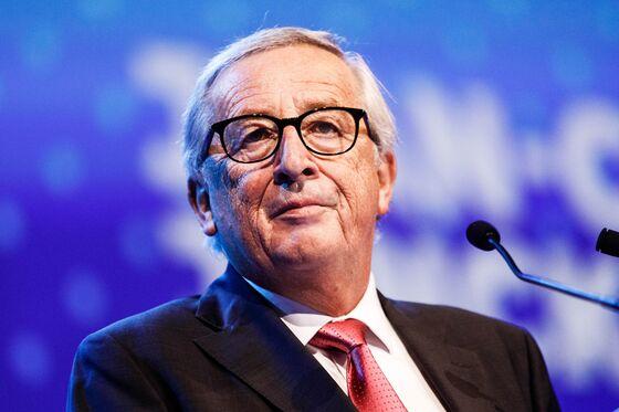 EU's Juncker Sees Brexit Deal Being Agreed in Coming Weeks