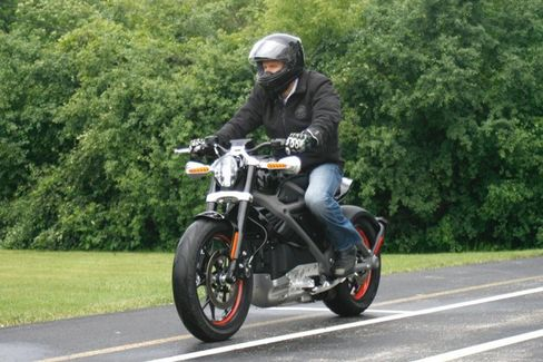 Harley Goes Electric in the Race for New Motorcycle Riders