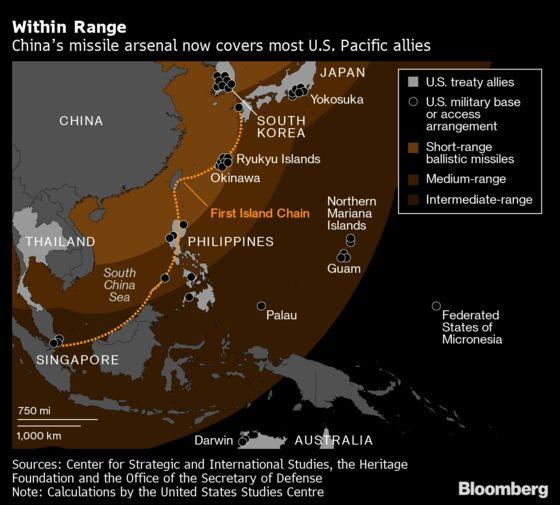 Australia Accelerates Missile Program With Its U.S. Ally