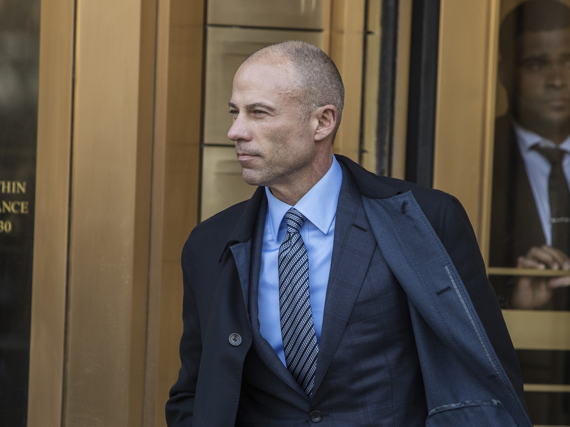 bloomberg.com - Chris Dolmetsch - Michael Avenatti Is Charged With Trying to Extort Nike