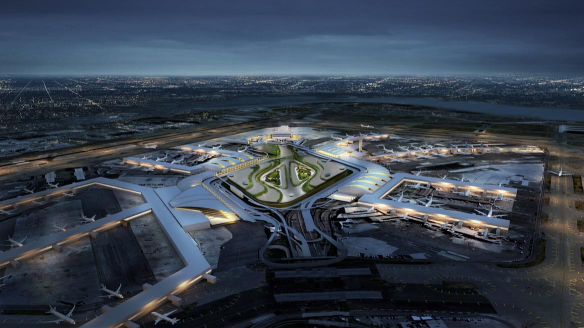 How to Remake the Most Famous Airport in the World