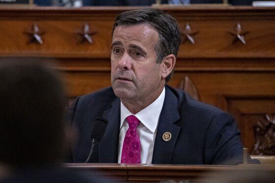 Senate Confirms Trump Loyalist Ratcliffe as Intelligence Chief