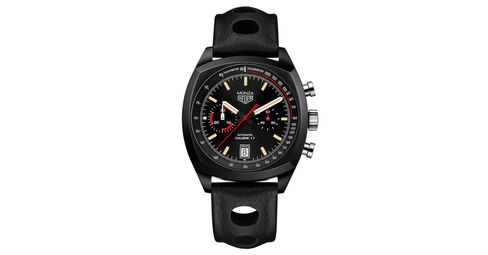 The Tag Heuer Monza.