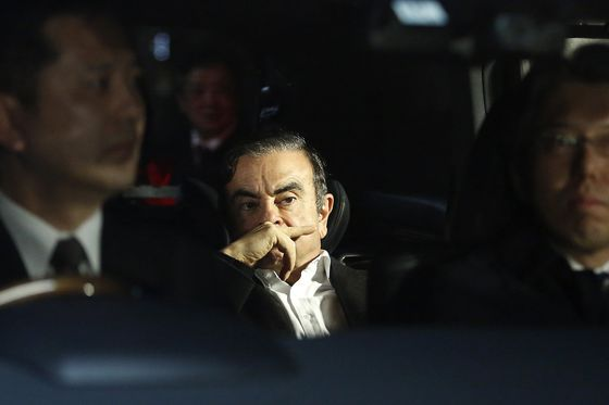 Fugitive Ghosn Aims to Settle Scores in Book, Slamming Japan
