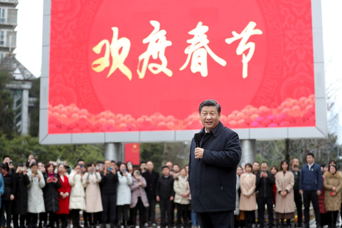 bloomberg.com - Xi Mobilizes China for Tech Revolution to Cut Dependence on West