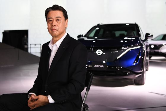 Nissan Operating Losses Shrink as Restructuring Takes Hold
