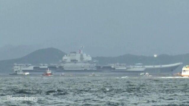 China's Soft Power Has Hard Edge as Warship Visits Hong Kong