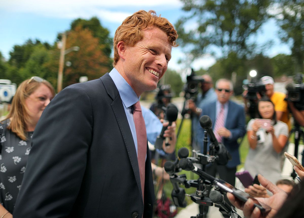 Kennedy to Announce Challenge to Massachusetts Democrat Markey