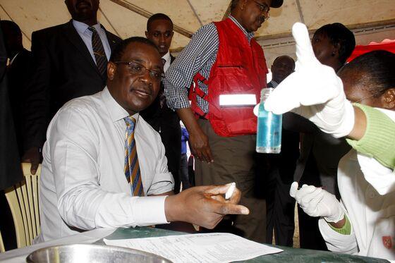 Former Governor of Kenyan Capital Arrested Over Graft Claims