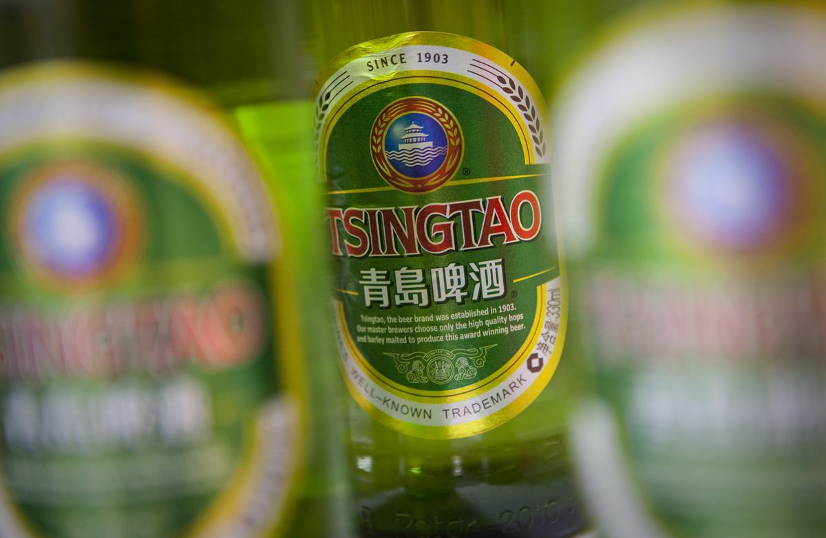 Top Beermakers Struggle With China's Changing Tastes