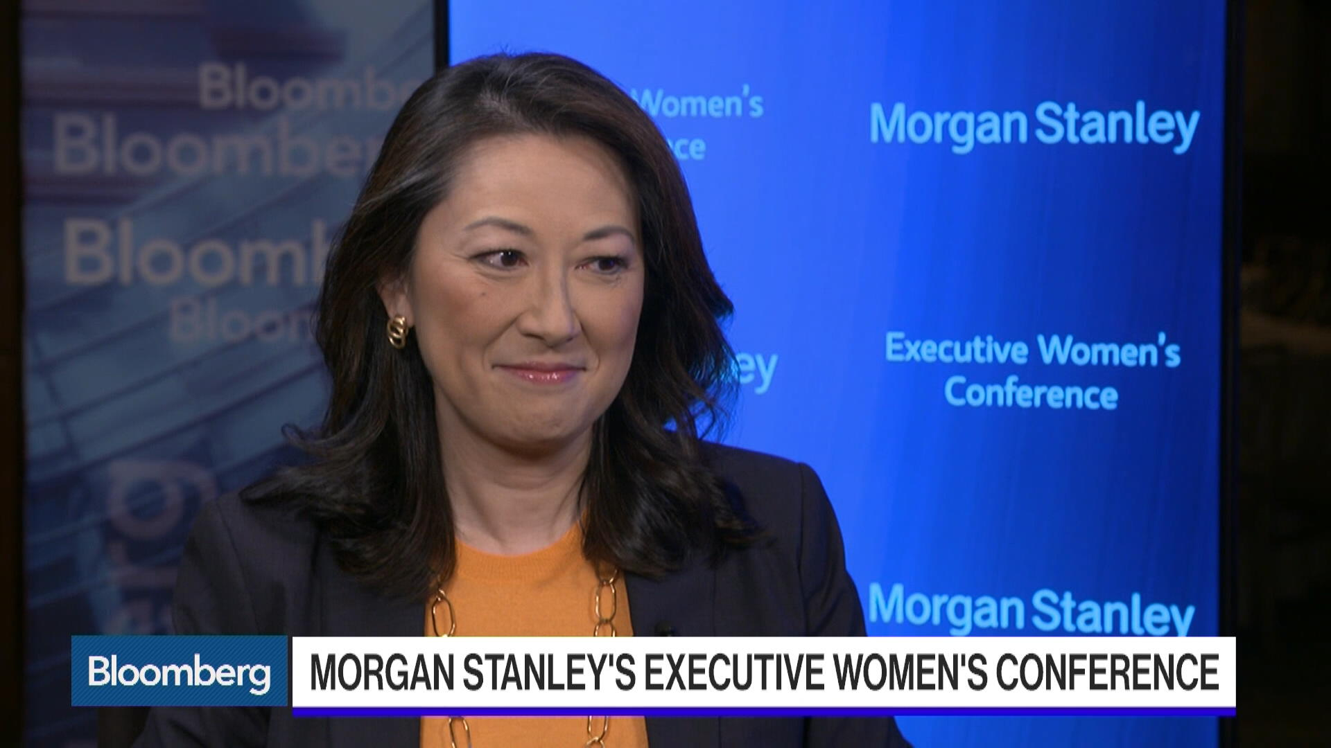Morgan Stanley S Huang On 2016 M Amp A Environment Bloomberg