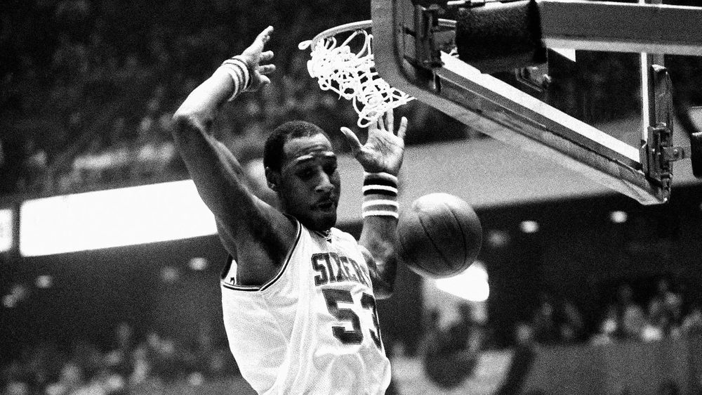 Darryl Dawkins, NBA's 'Chocolate Thunder' Dunker, Dies at 58