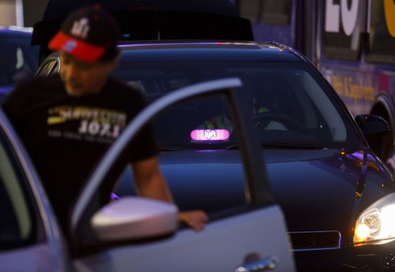 Lyft Is Paying People to Stop Driving for a Month