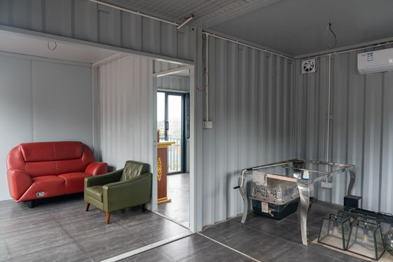 People Are Living in Illegal Steel Boxes in the World's Priciest Property Market