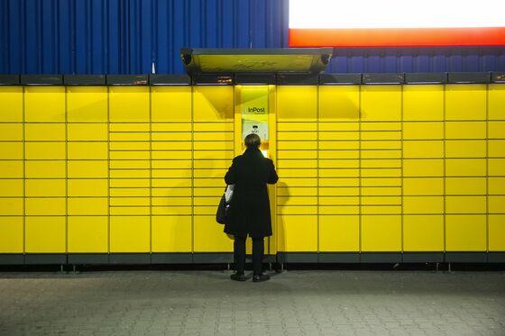 Parcel-Locker Firm InPost Soars After $3.4 Billion Dutch IPO