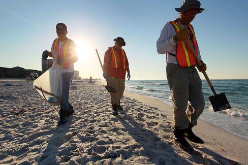 Florida May Seek Billion-Dollar BP Payment