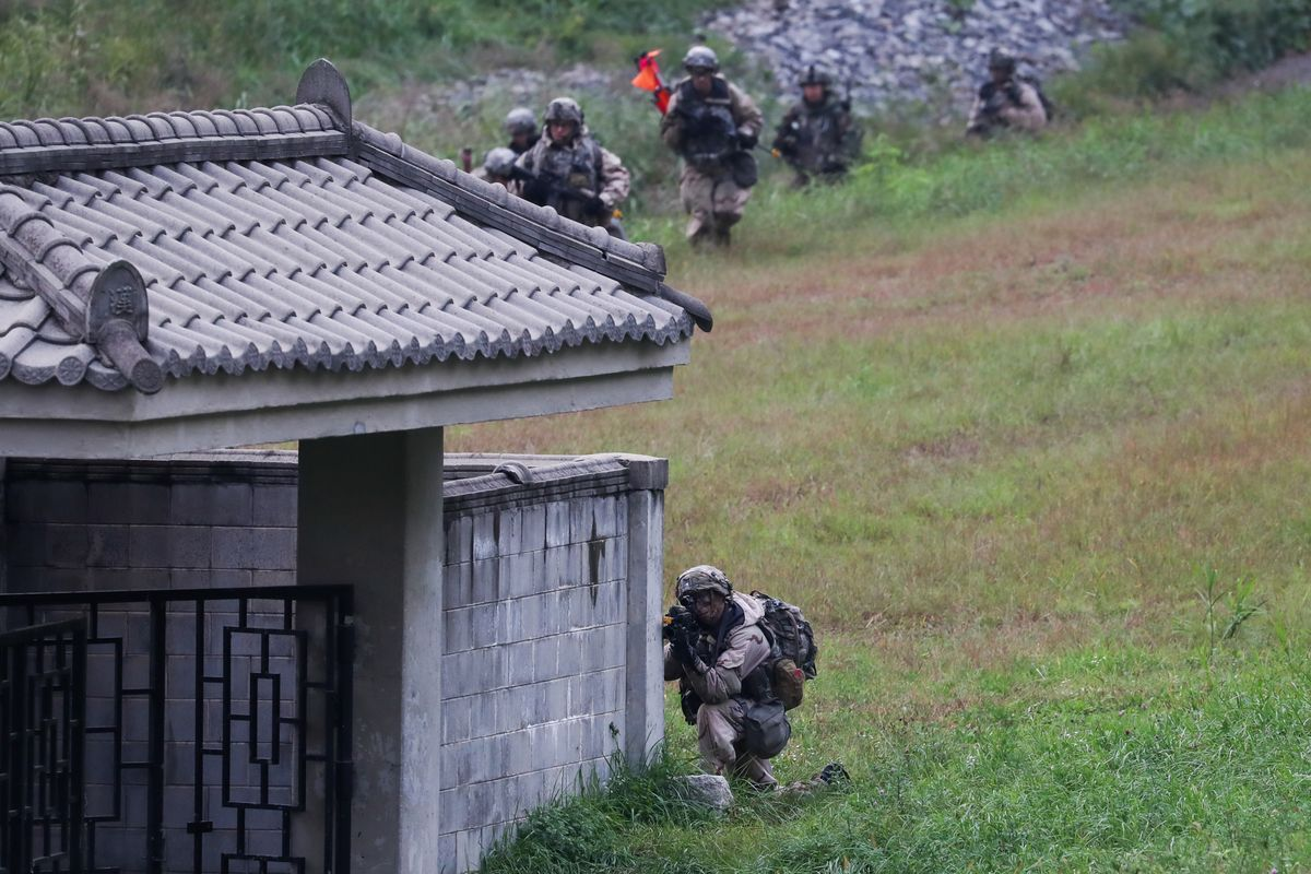 U.S. Says South Korea's Exit From Intel Pact Endangers Troops