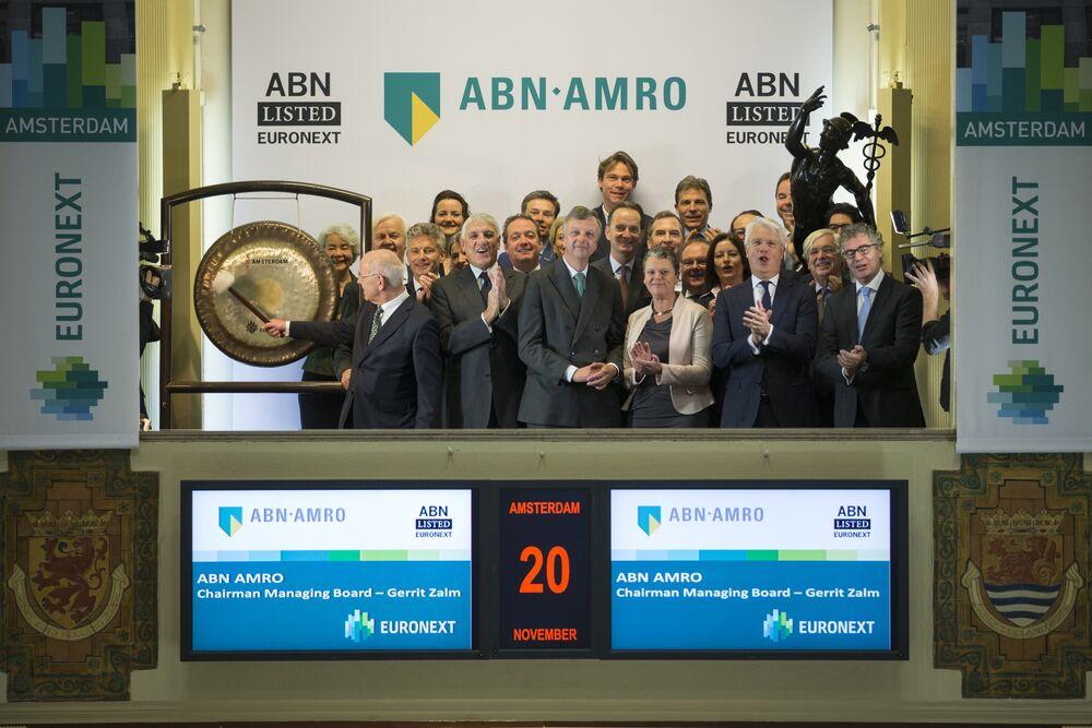 ABN's Initial Sale Raises $3 6 Billion as Government Cuts