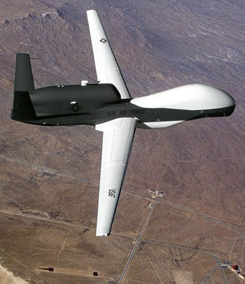 Northrop Grumman Corp.'s Global Hawk