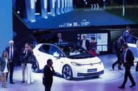 relates to VW's $50 Billion Moonshot Bet on an Electric Hatchback