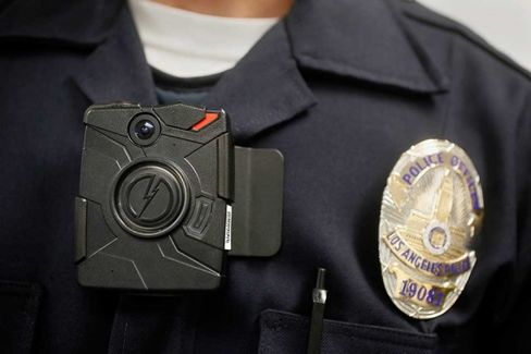 In Ferguson's Aftermath, Will Police Adopt Body Cameras?