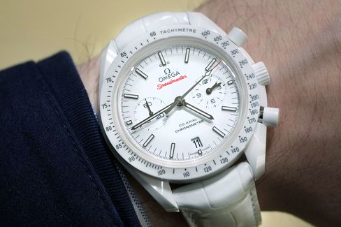 Just because you can make a white ceramic watch doesn't mean you should.