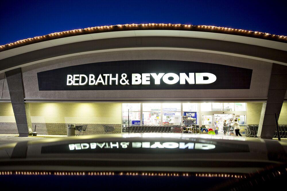 bed bath beyond buyout target bloomberg