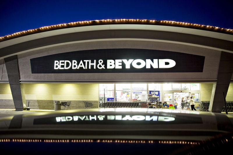 Bed Bath & Beyond, Buyout Target - Bloomberg