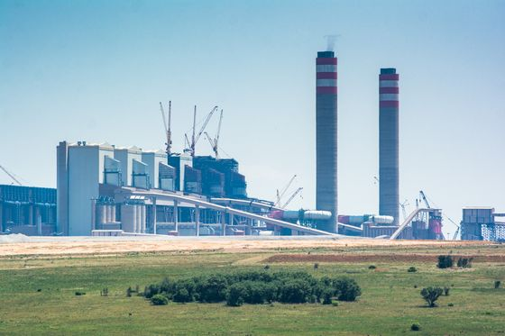 South Africa's Newest Power Plants Lead to Latest Blackouts