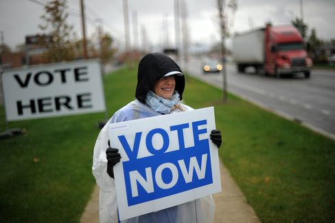 Campaigns Work Crucial Hamilton County Using Opposite Strategies