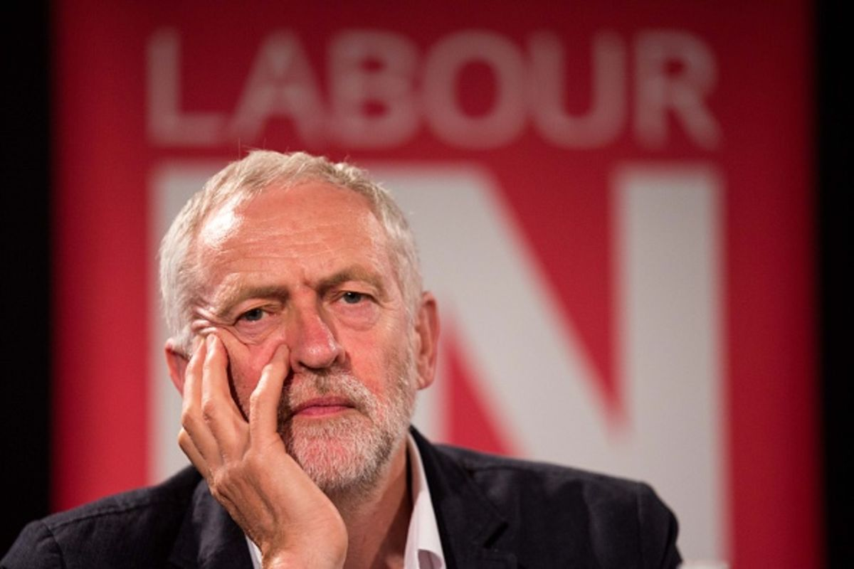 Don't Expect Labour to Mop Up U.K. Brexit Mess