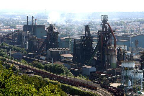 France's Nationalization Threat Ignores Steel Glut