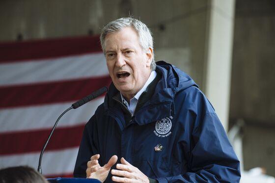 De Blasio Offers $98.6 Billion NYC Budget Flush With Federal Aid