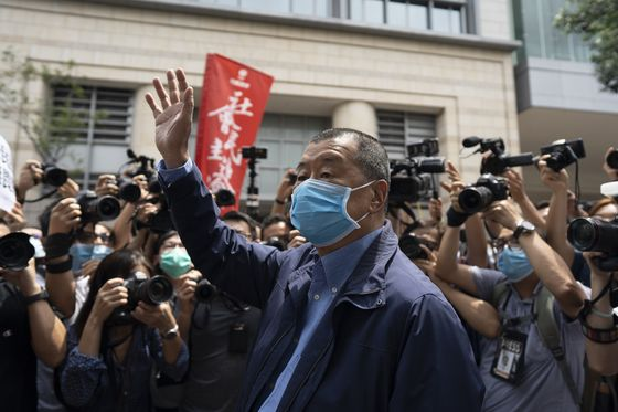 Hong Kong's Protest Movement Is Running Out of Cash