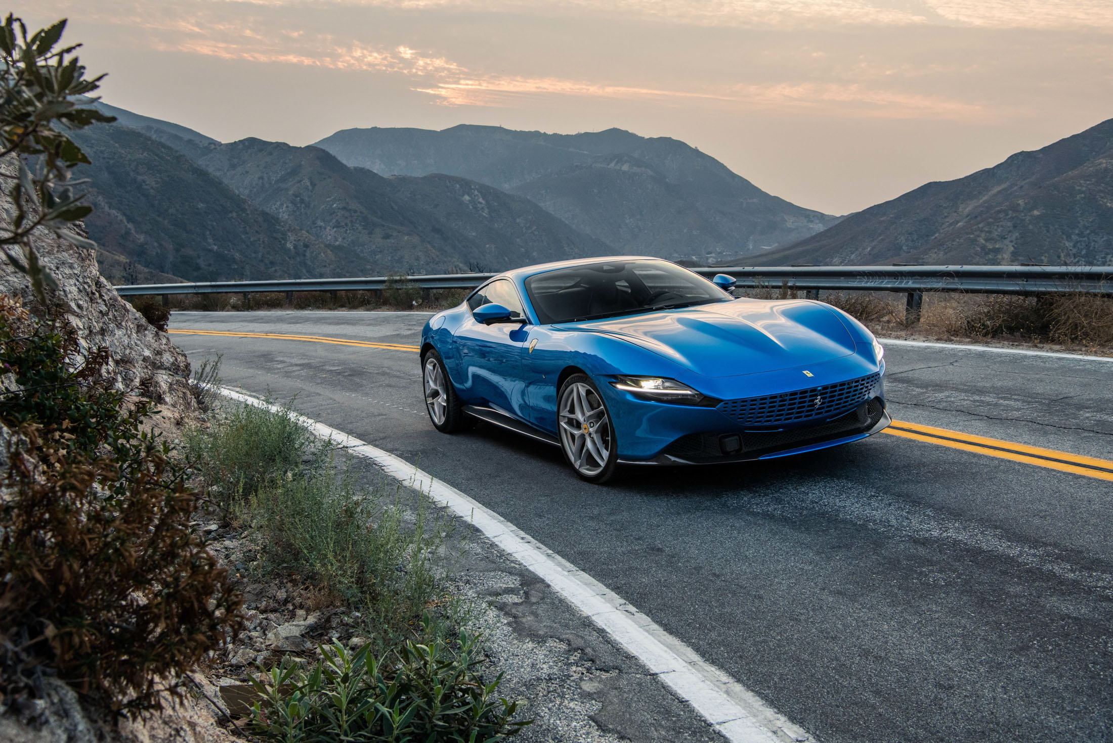 The 2021 Ferrari Roma Is The Most Perfect Ferrari On The Road Today