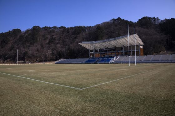 Even the Rugby World Cup Can't Save This Tsunami-Hit Part of Japan