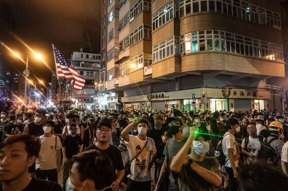 Trump Linking Trade to Hong Kong Risks Playing Into Xi's Hands